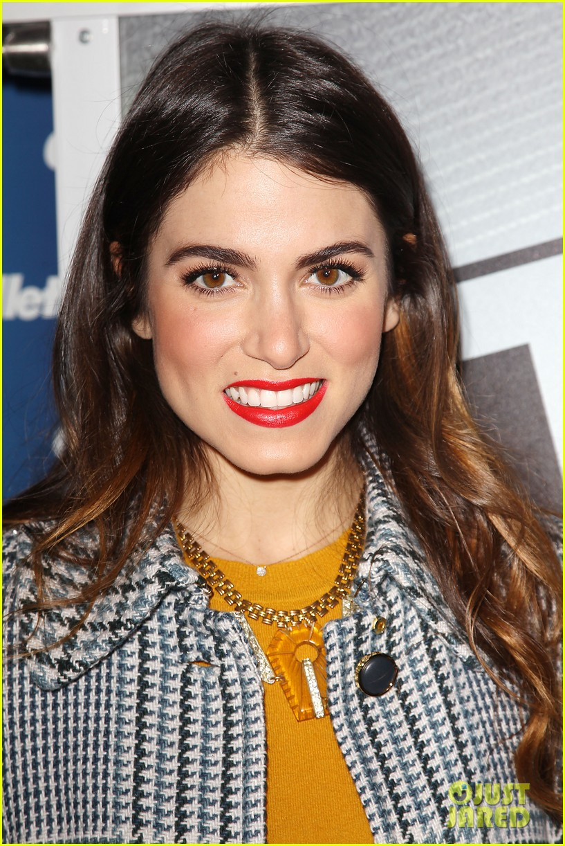 nikki reed kiss tell event for gillette 29