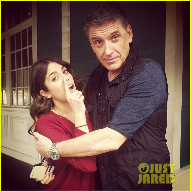 nikki reed craig ferguson superbowl shoot 042800693