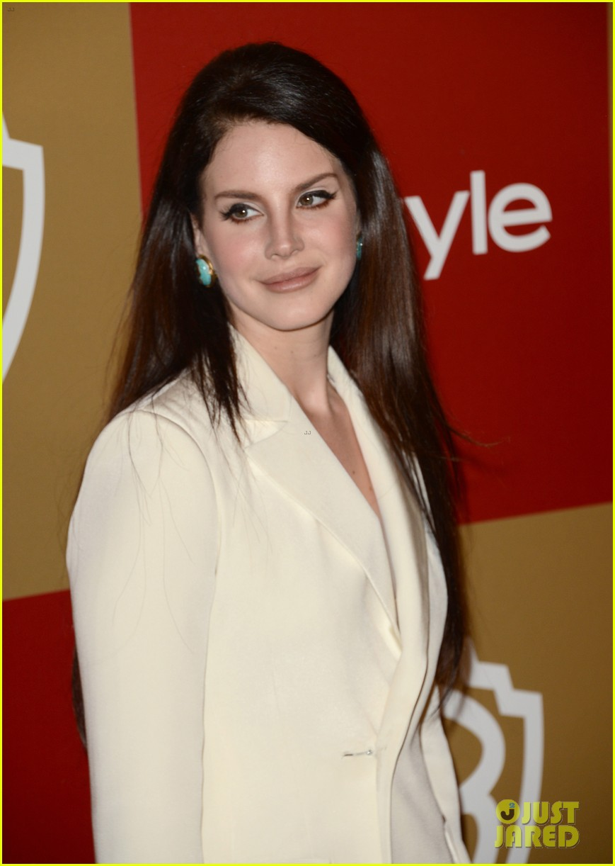 lana del rey jaime king golden globes parties 2013 122791940