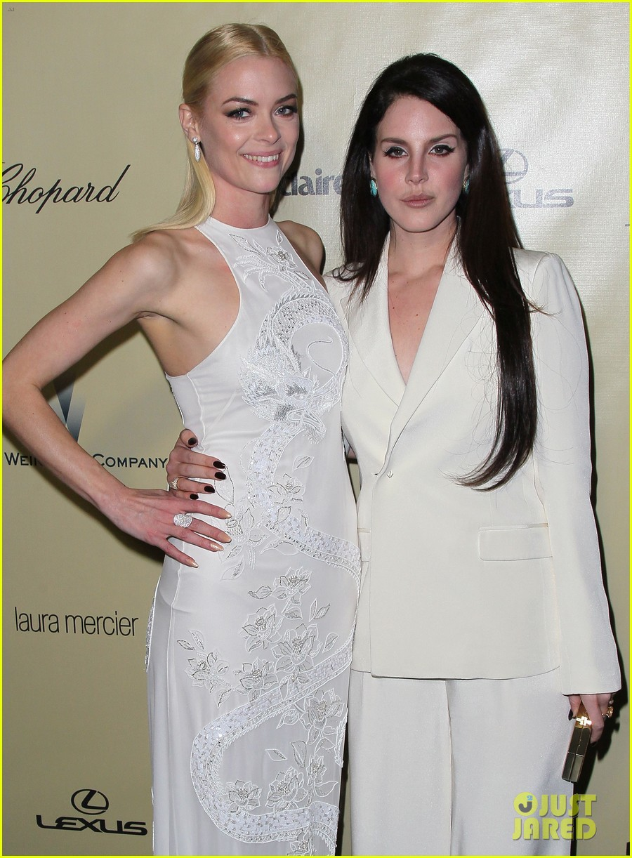 lana del rey jaime king golden globes parties 2013 13