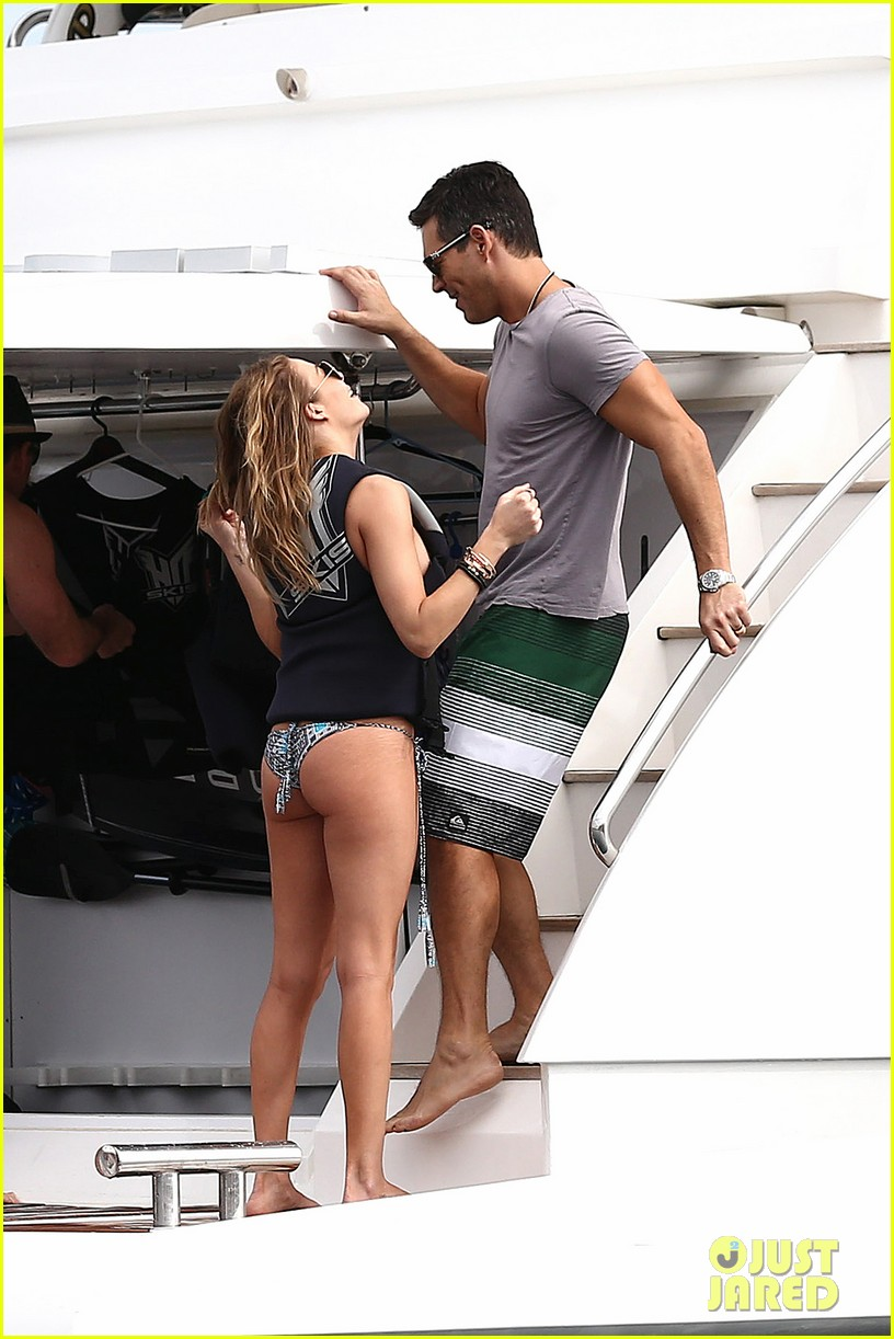 leann rimes eddie cibrian new years eve swimming in cabo 23