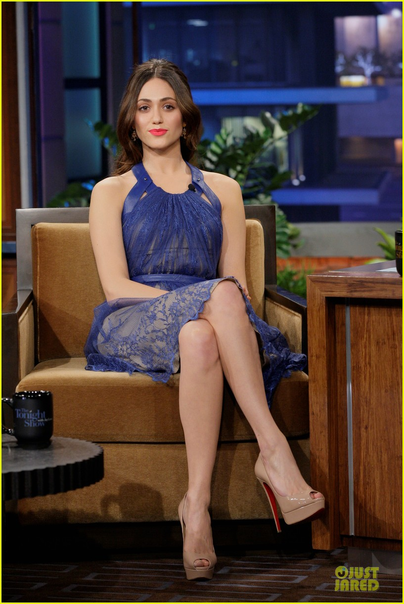 emmy rossum tonight show with jay leno appearance 03