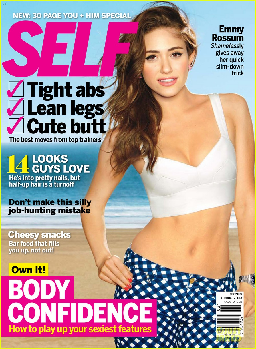 emmy rossum covers self magazine february 2013  02