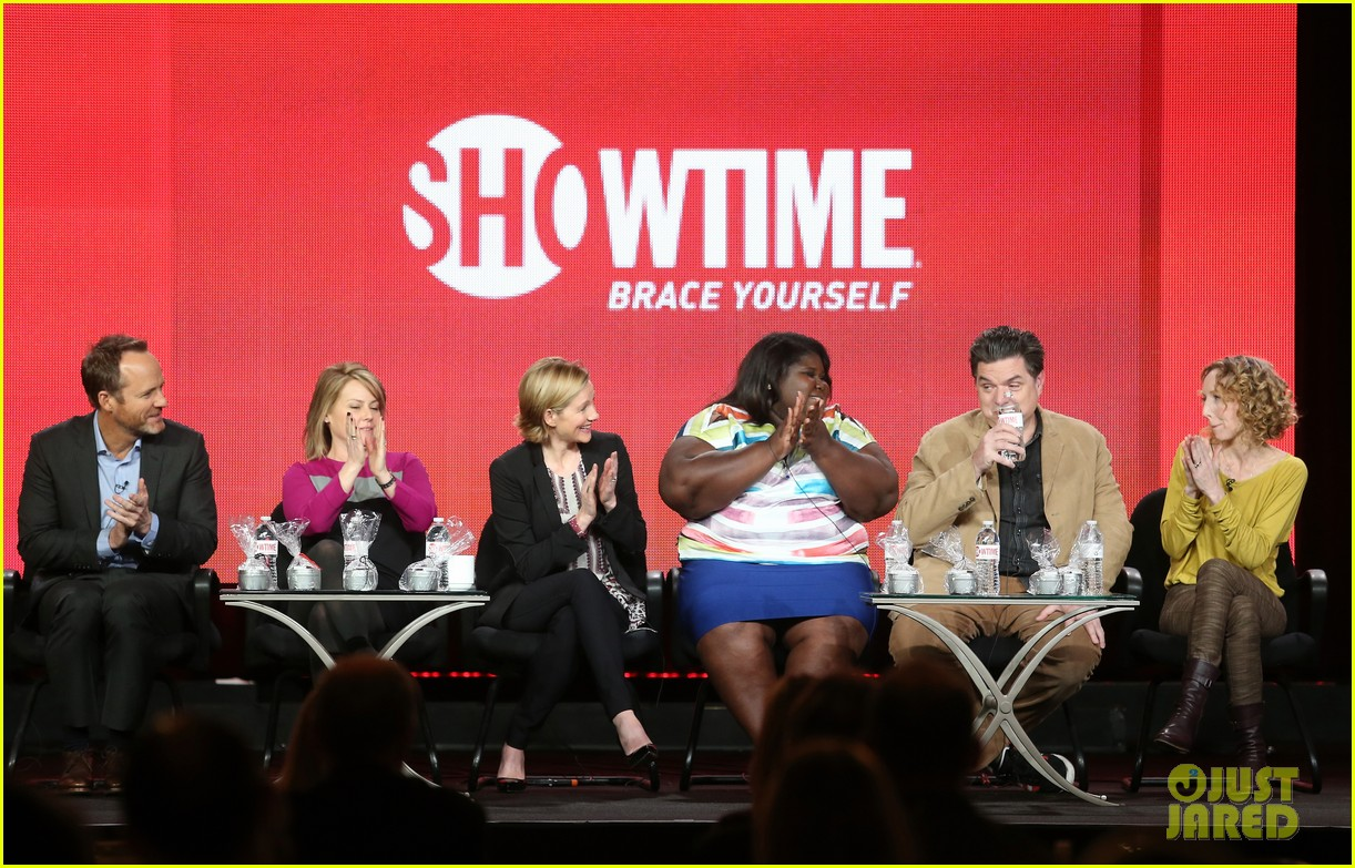 emmy rossum kristen bell showtime tca tour panel 16