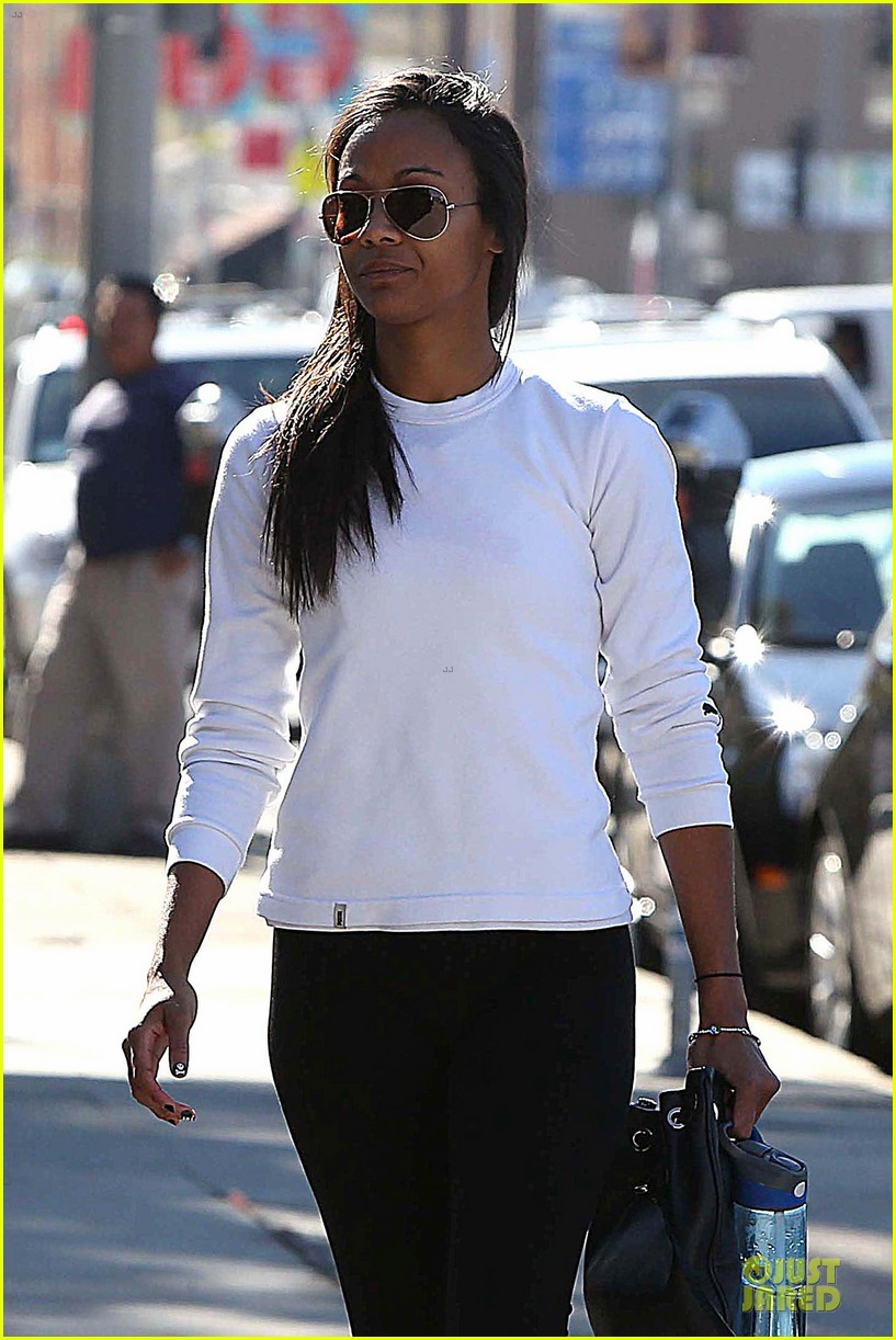 gabrielle union zoe saldana is awesome 022792999