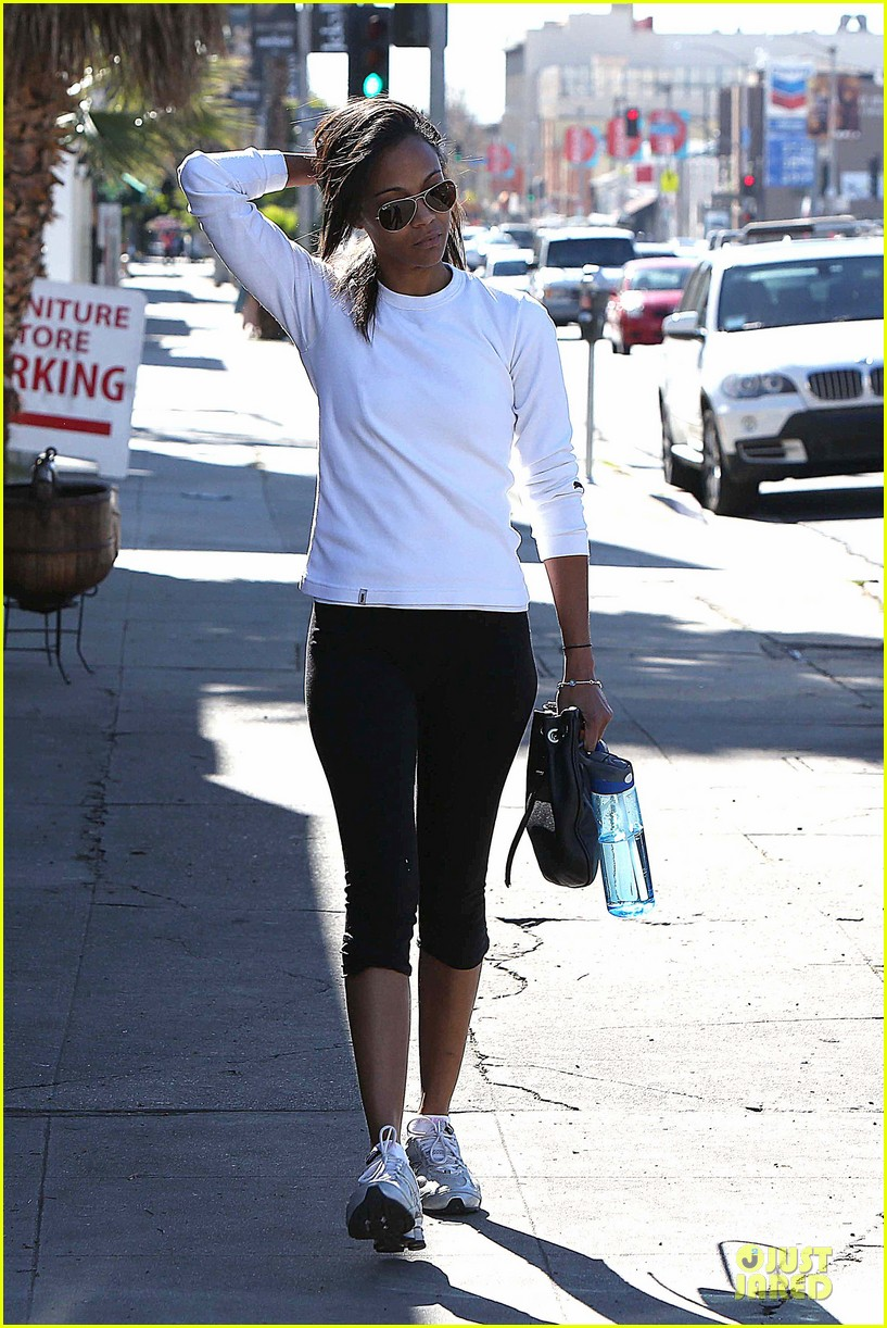gabrielle union zoe saldana is awesome 10