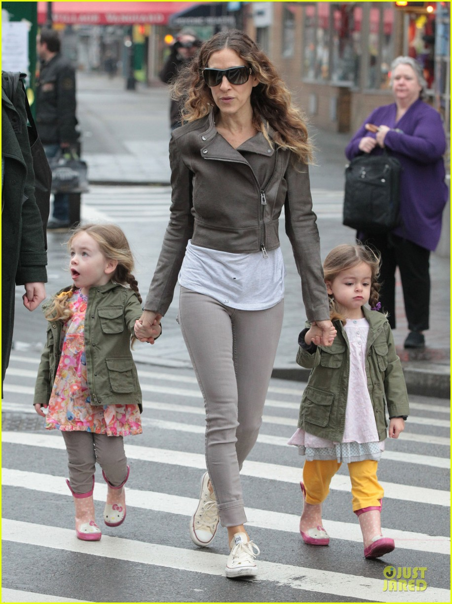 sarah jessica parker approves of the carrie diaries 062793110
