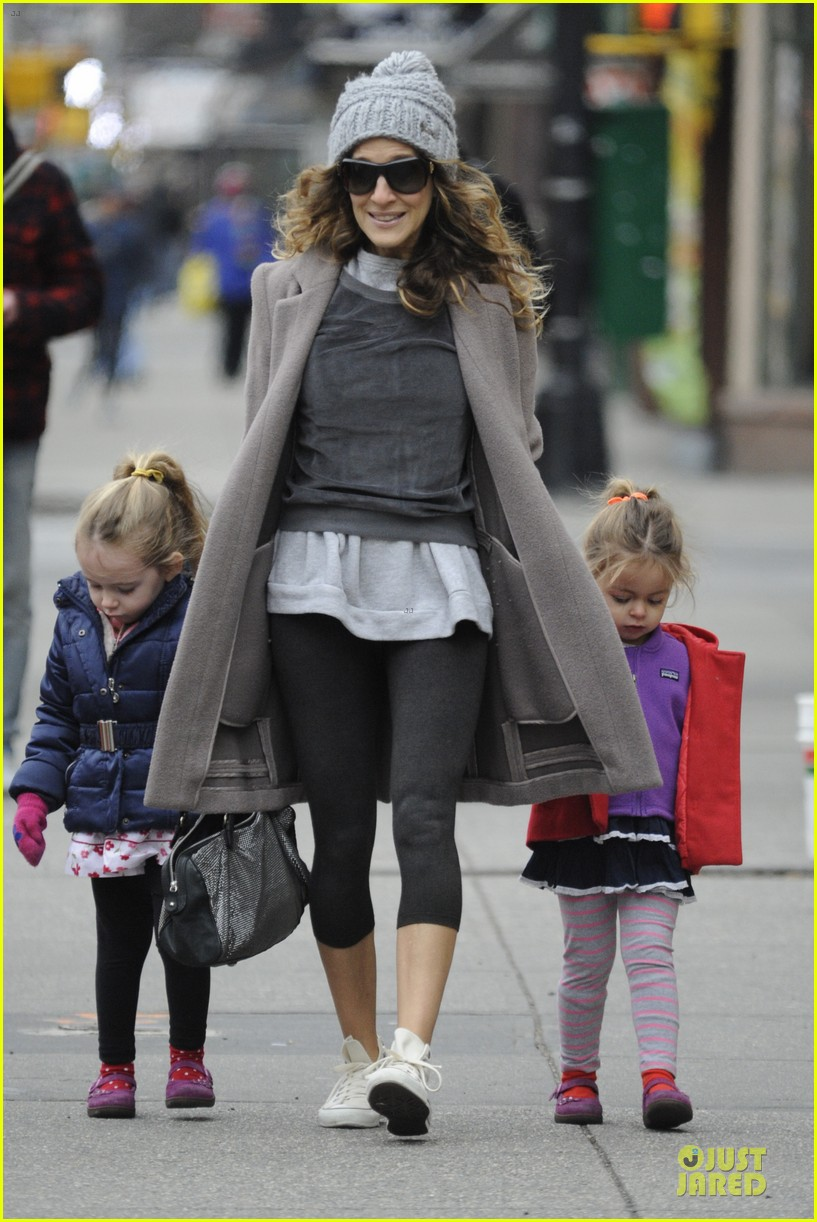 sarah jessica parker approves of the carrie diaries 212793125