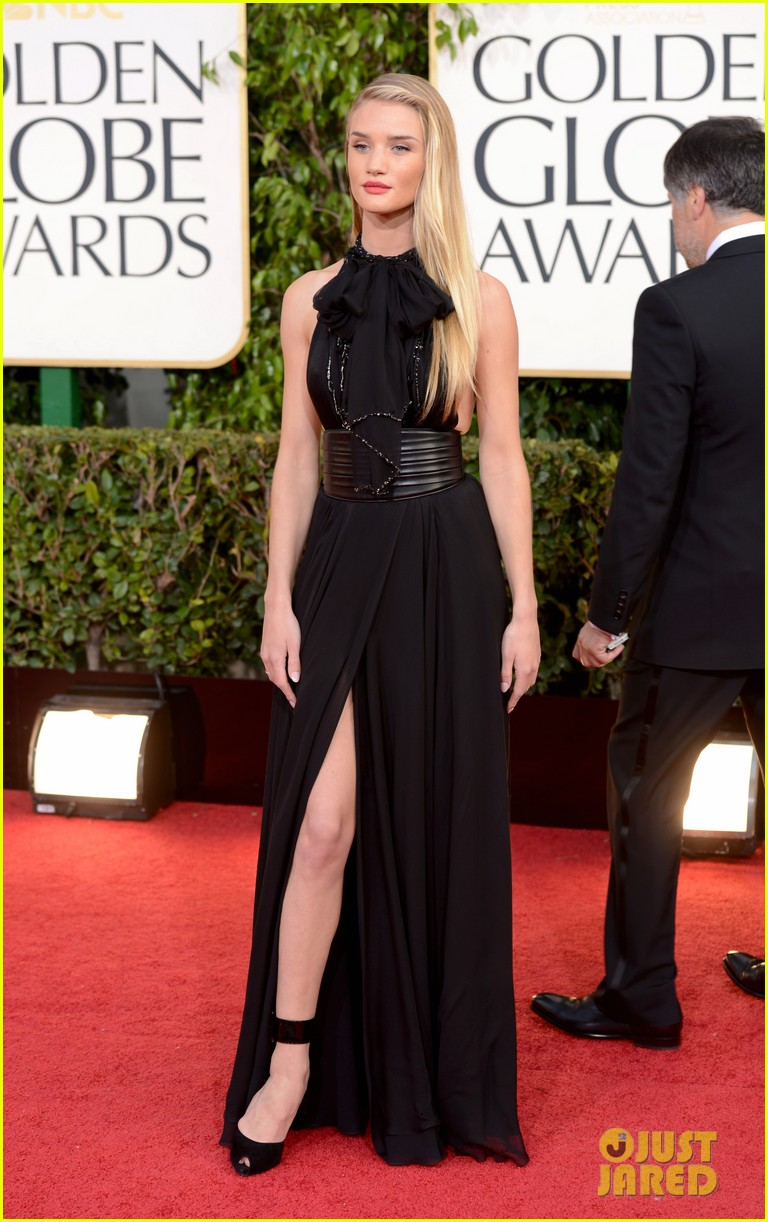 rosie huntington whiteley jason statham golden globes 2013 07