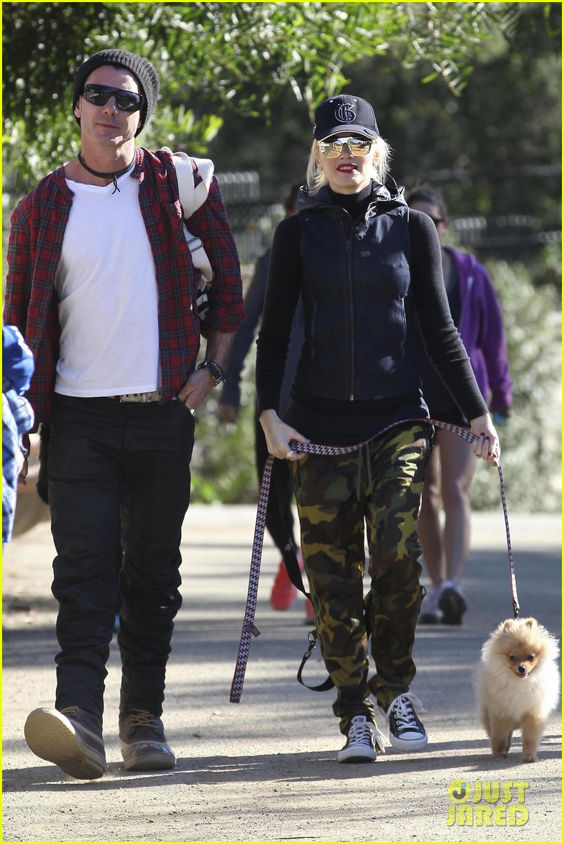 gwen stefani gavin rossdale runyon canyon kids 33