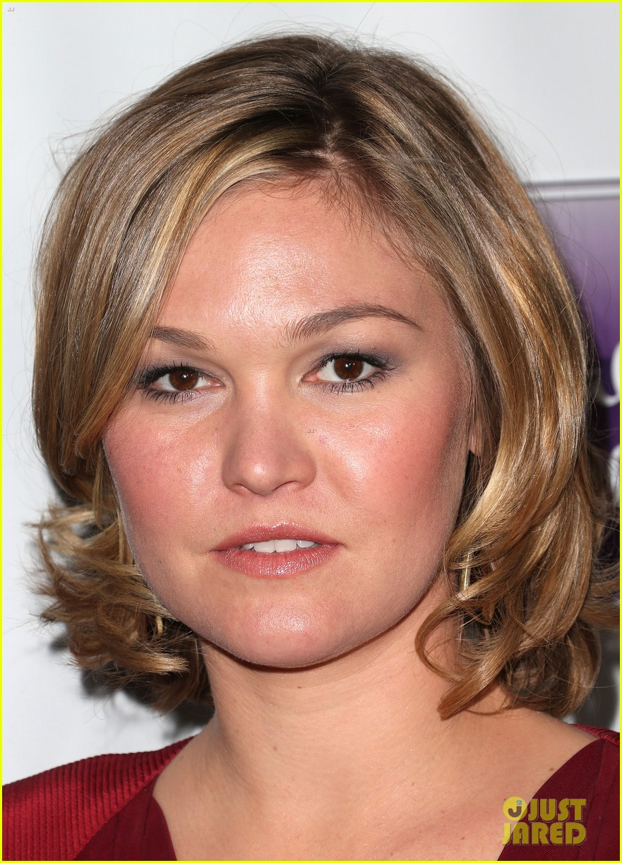 julia stiles david walton the makeover premiere 092797205