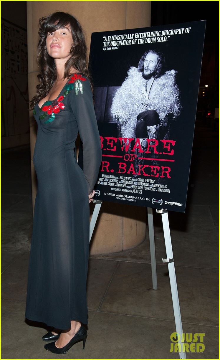 jessica szohr jeremy piven beware of mr baker screening 03