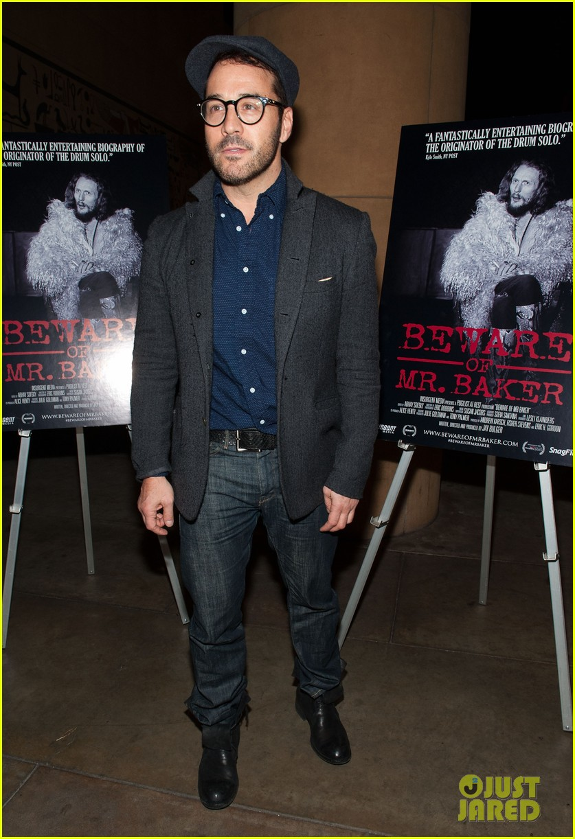 jessica szohr jeremy piven beware of mr baker screening 082797797