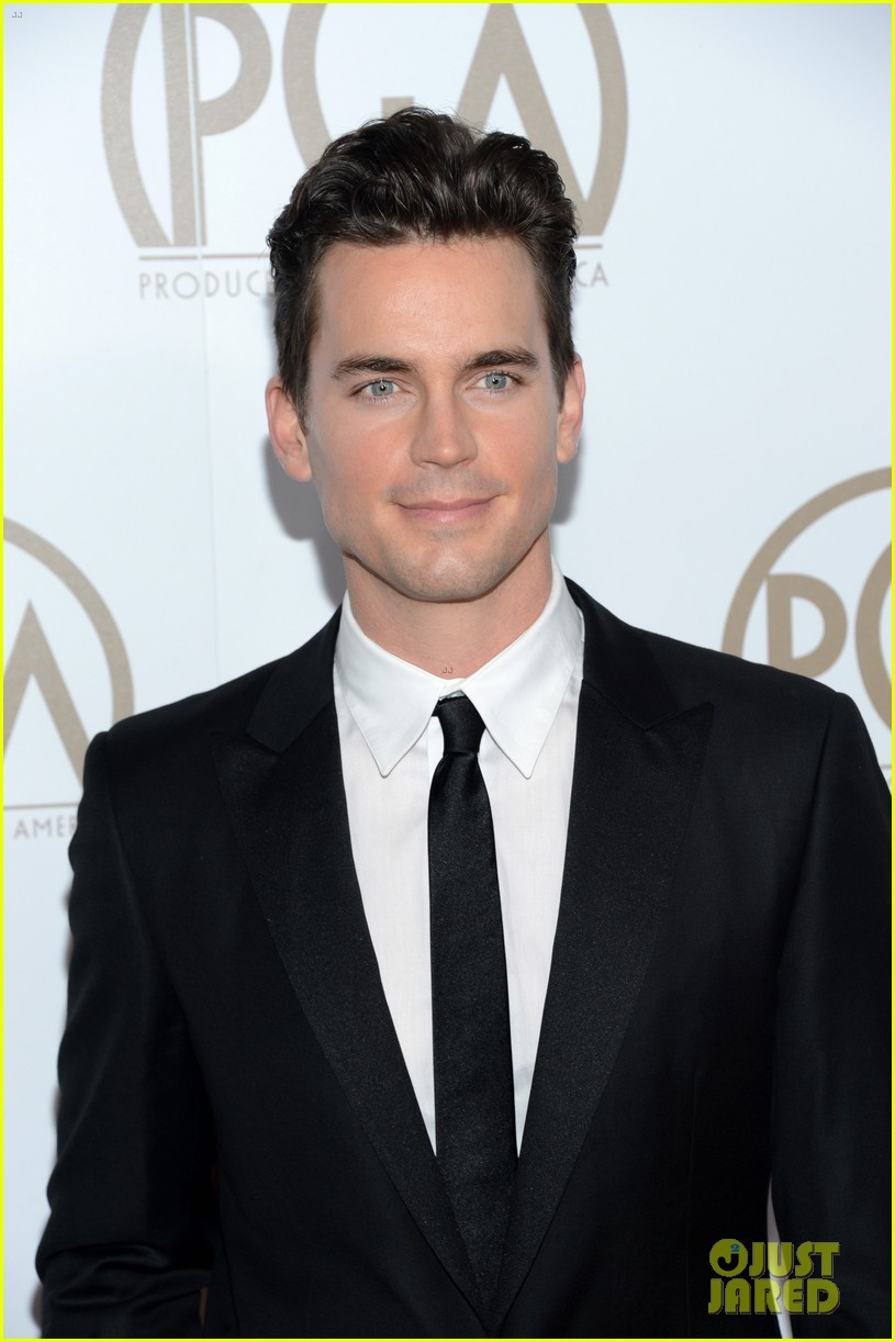 matt bomer channing tatum producers guild awards 022799180