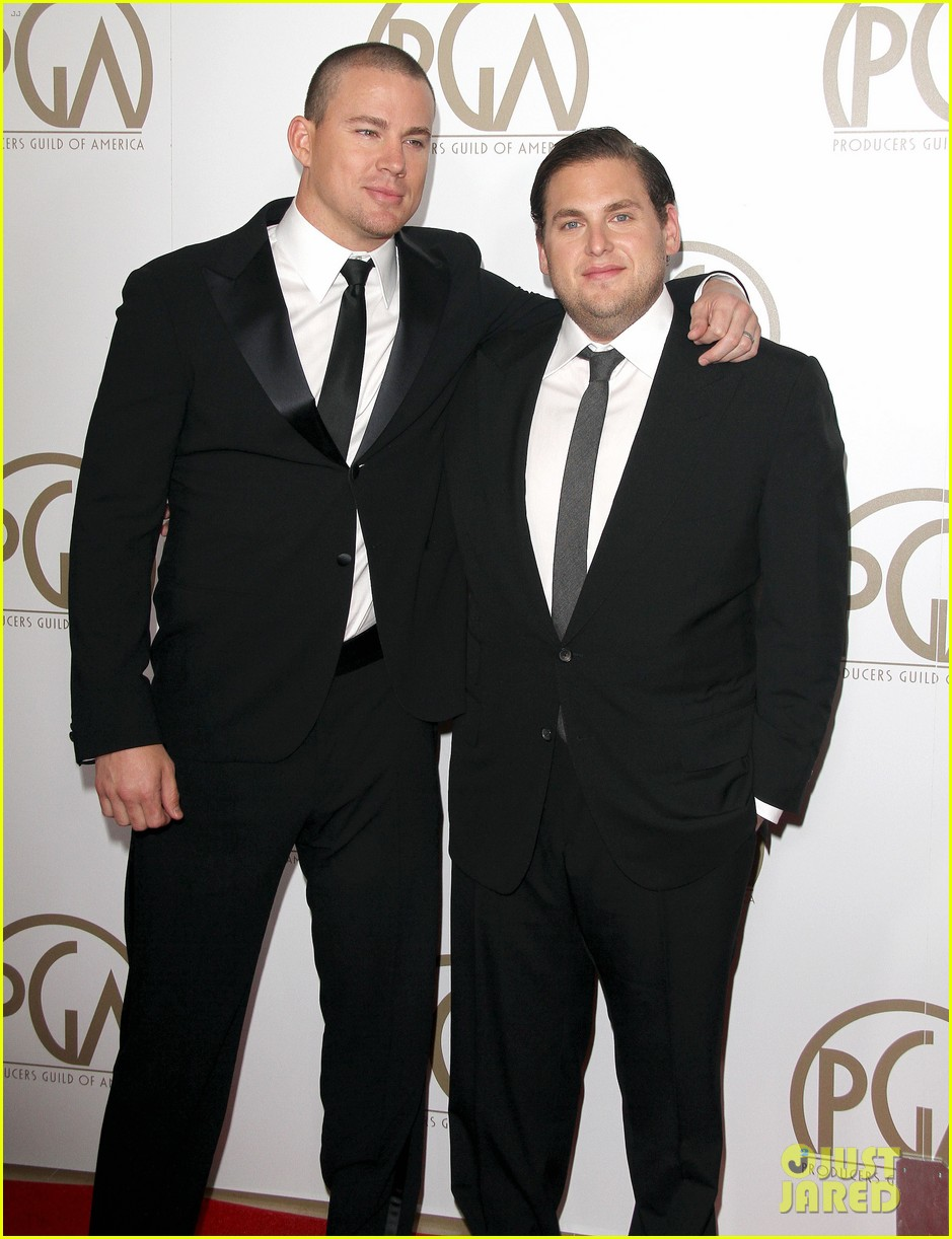 matt bomer channing tatum producers guild awards 132799191