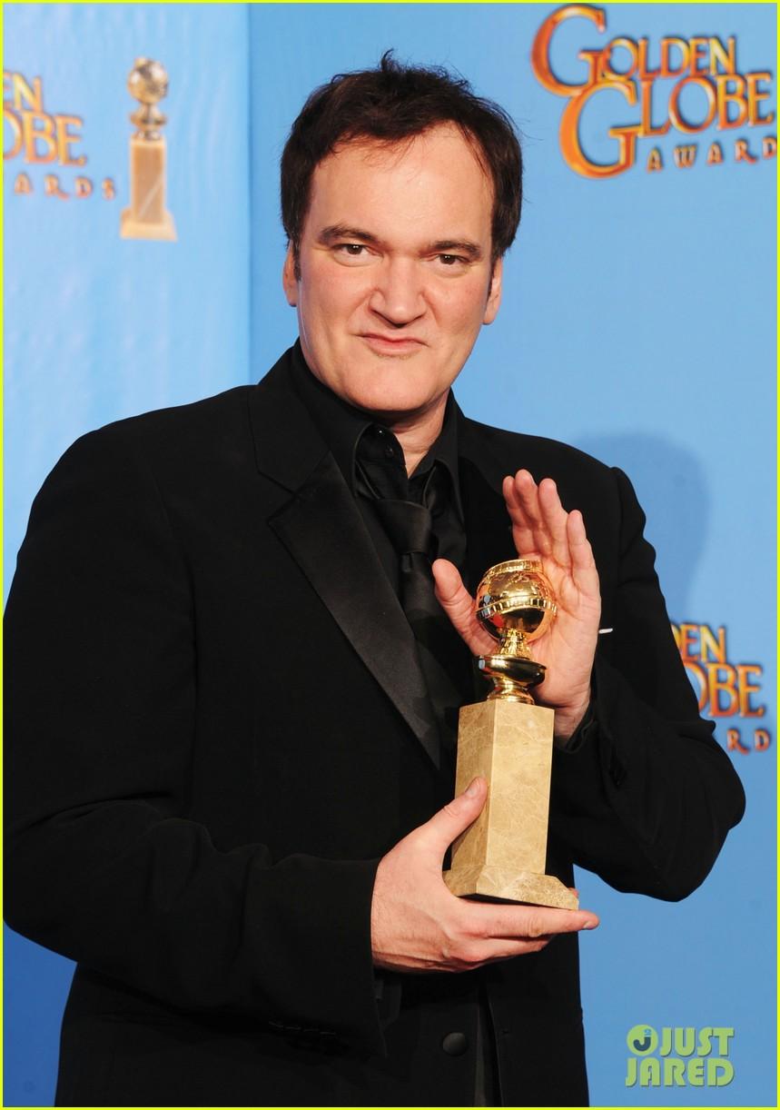 christoph waltz quentin tarantino win golden globes 2013 19