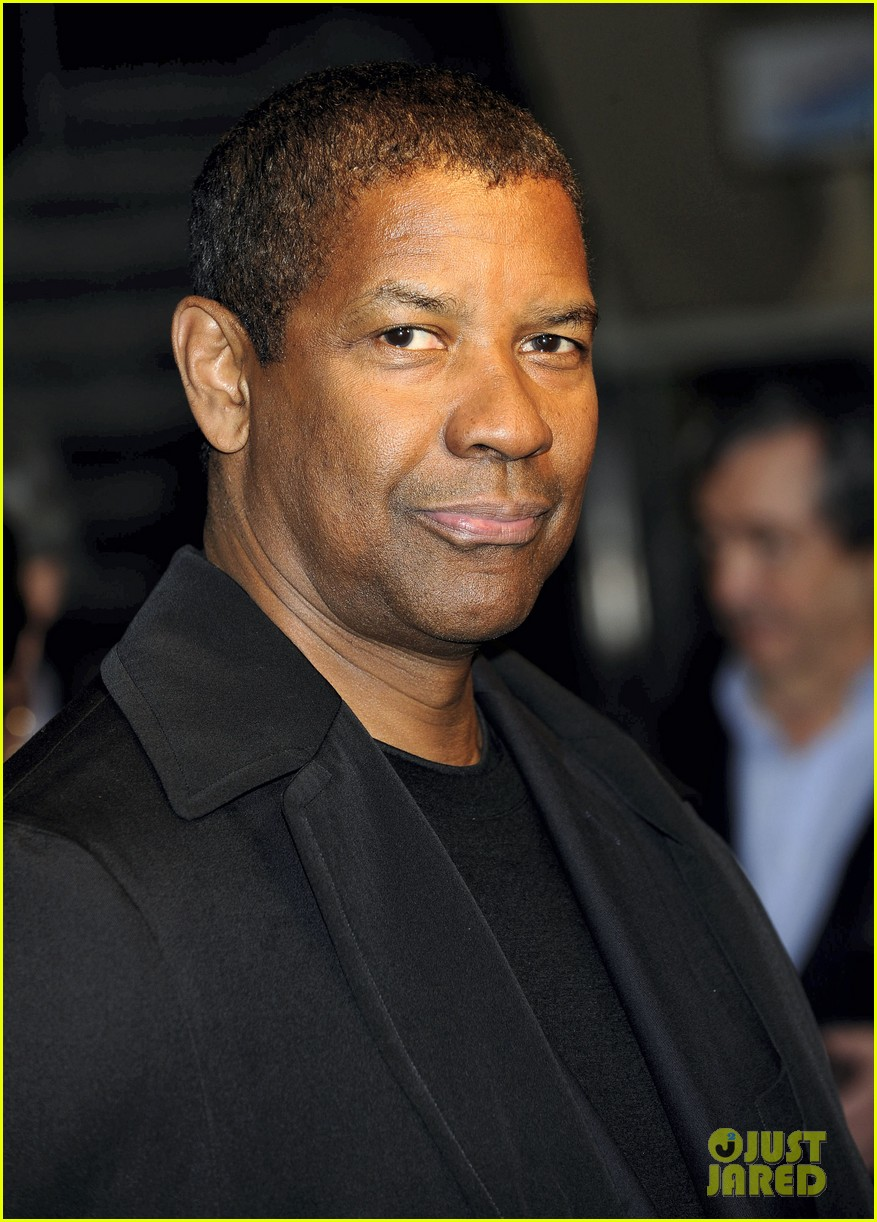denzel washington flight madrid premiere 082797179