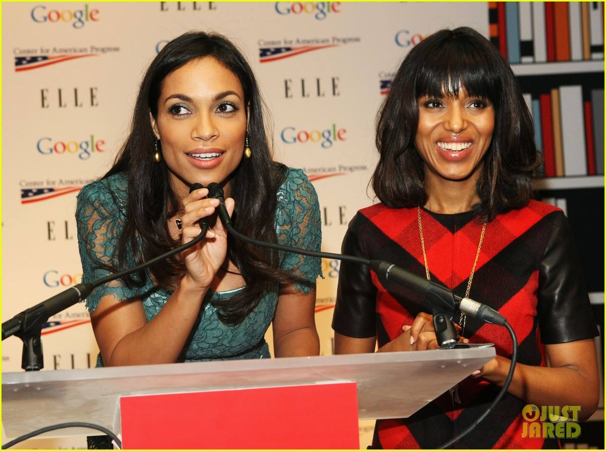 kerry washington rosario dawson leading women in washington 09