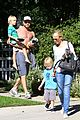 naomi watts liev schreiber sunday with kids 10