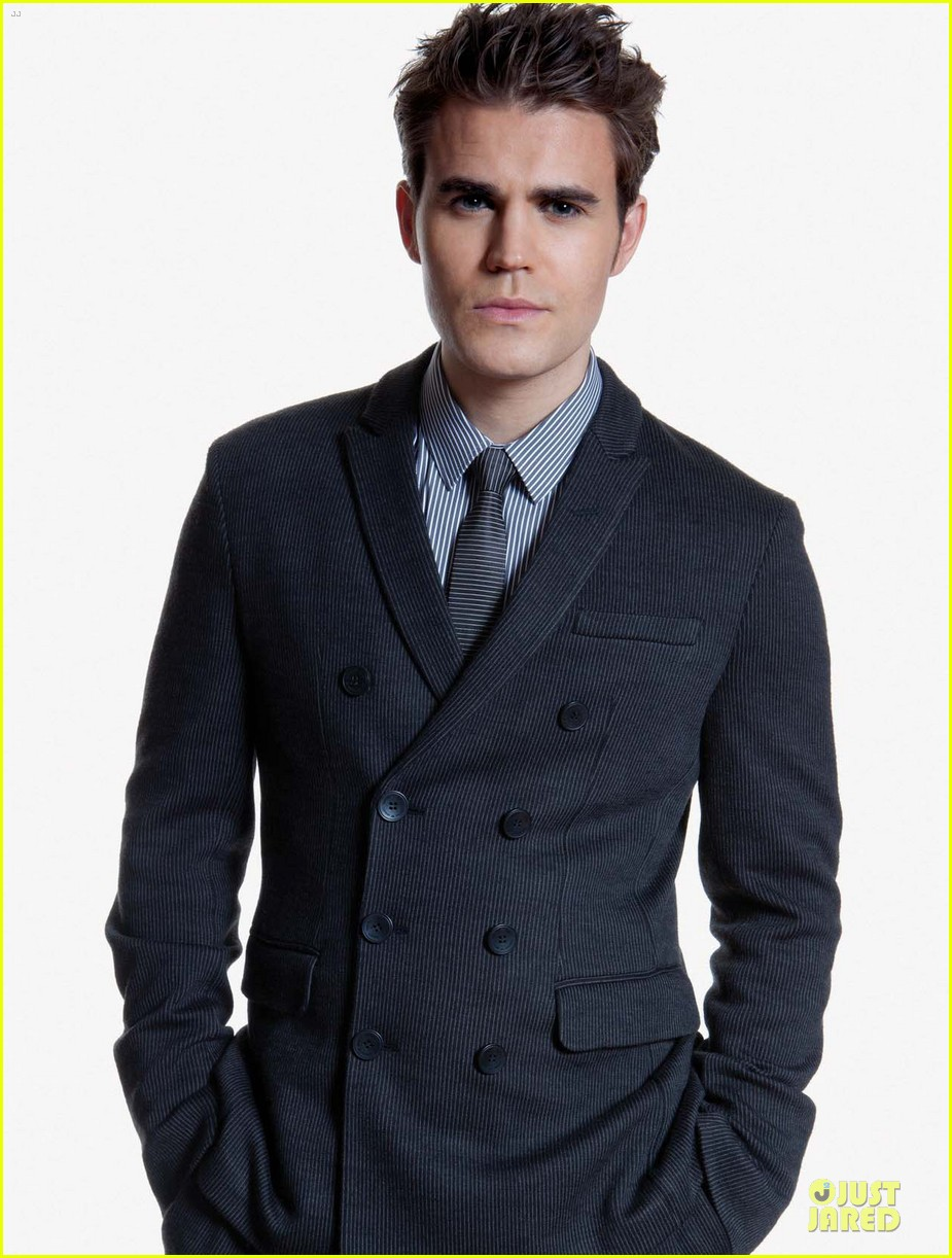 paul wesley bites august man magazine january 2013 092798772