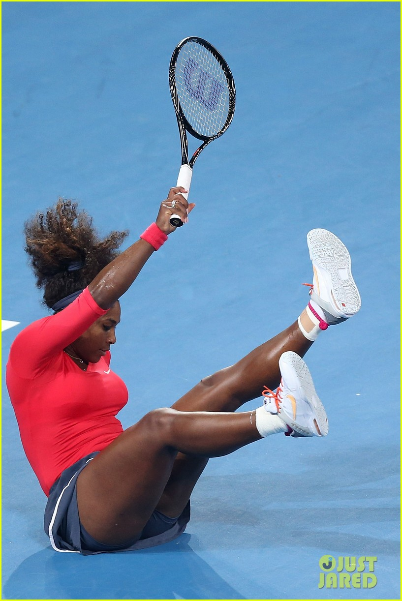 serena williams wins brisbane international tournament 10