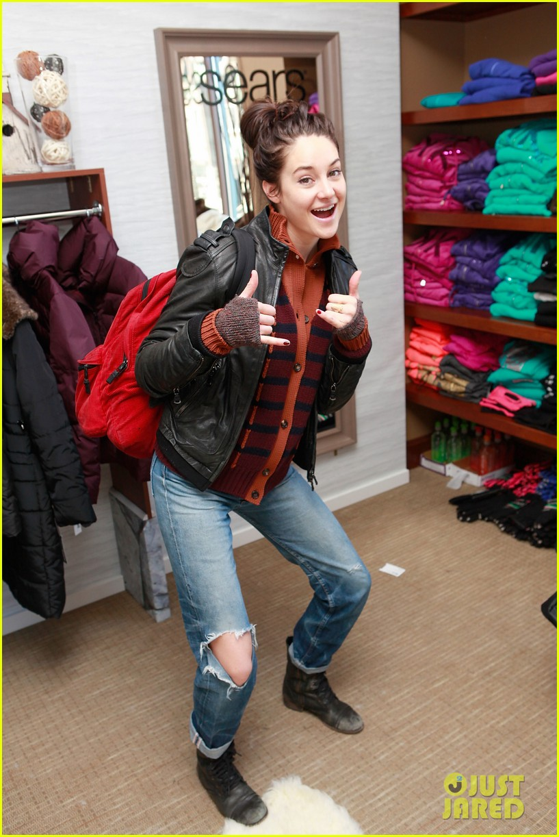 shailene woodley sundance film festival day two 032795189
