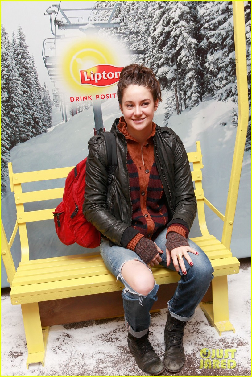 shailene woodley sundance film festival day two 09
