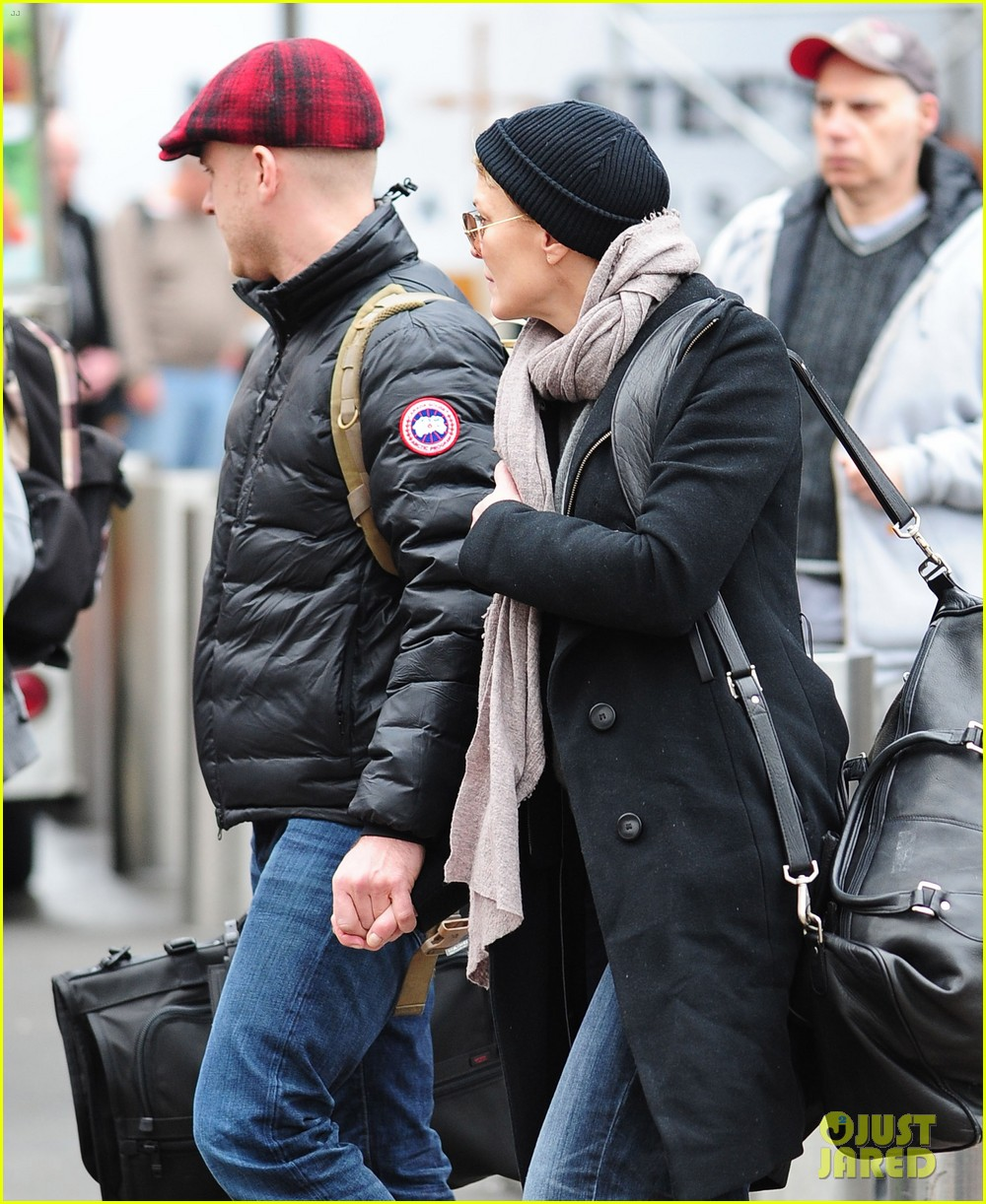 robin wright ben foster penn station pair 112801542