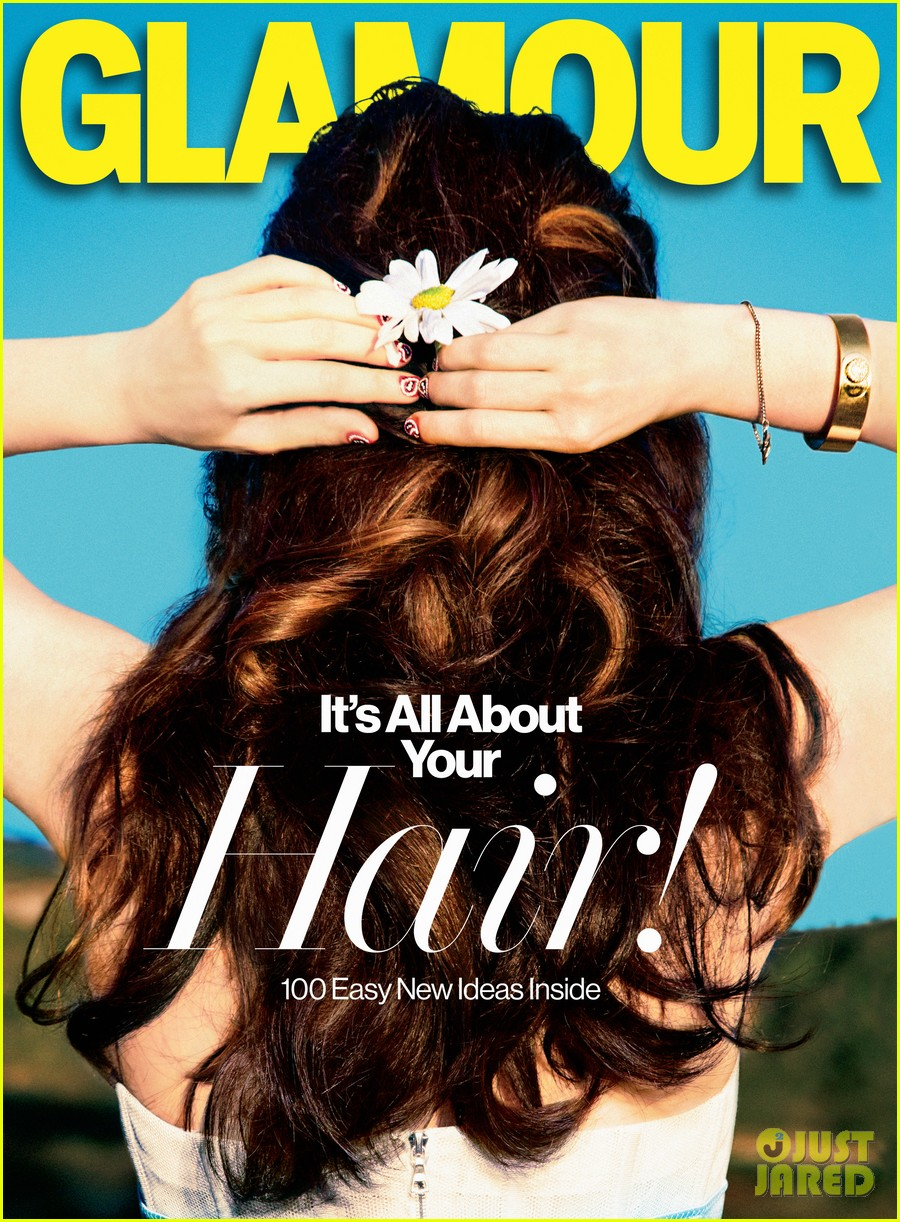 zooey deschanel covers glamour february 2013 05