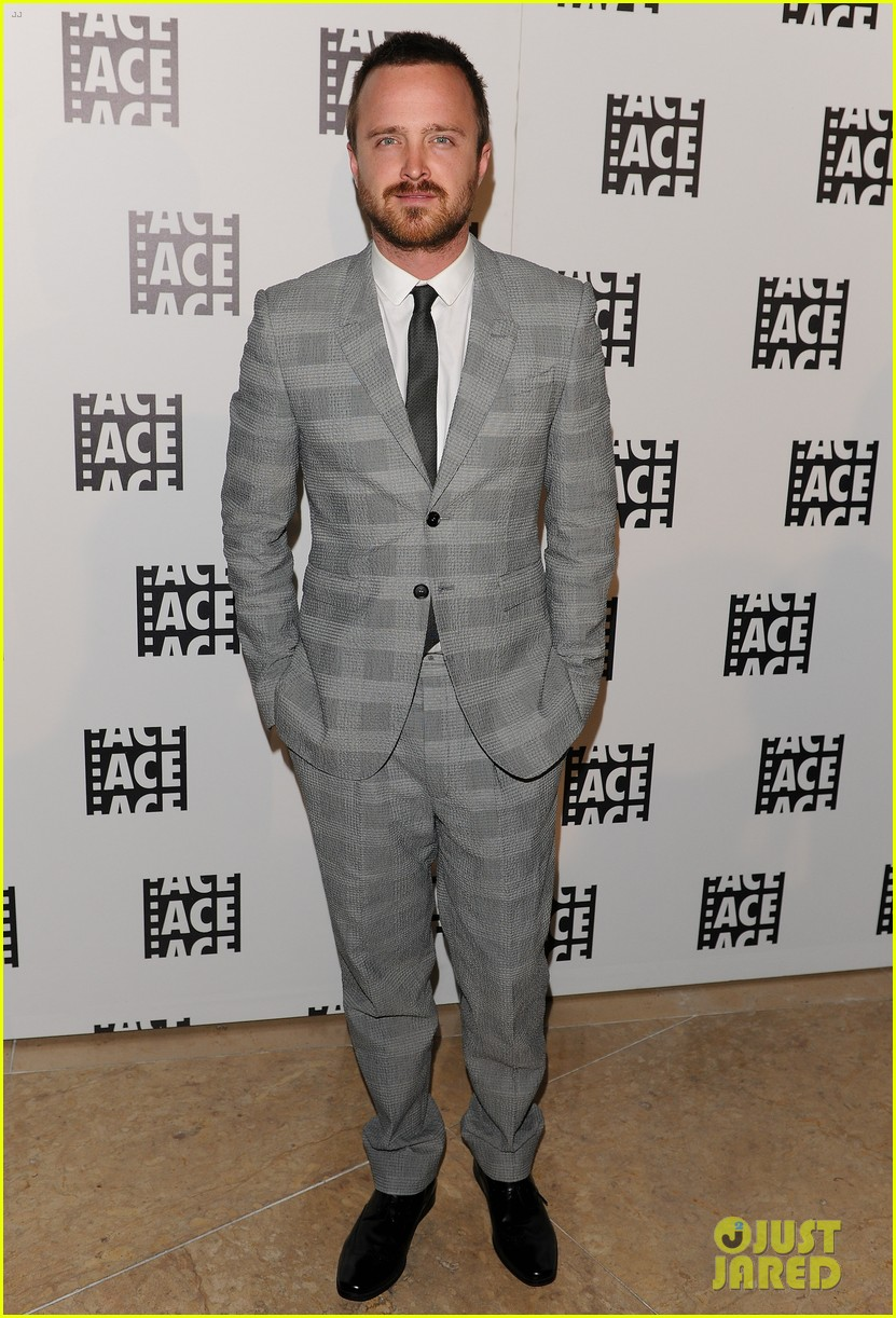 eliza coupe aaron paul ace eddie awards 2013 20