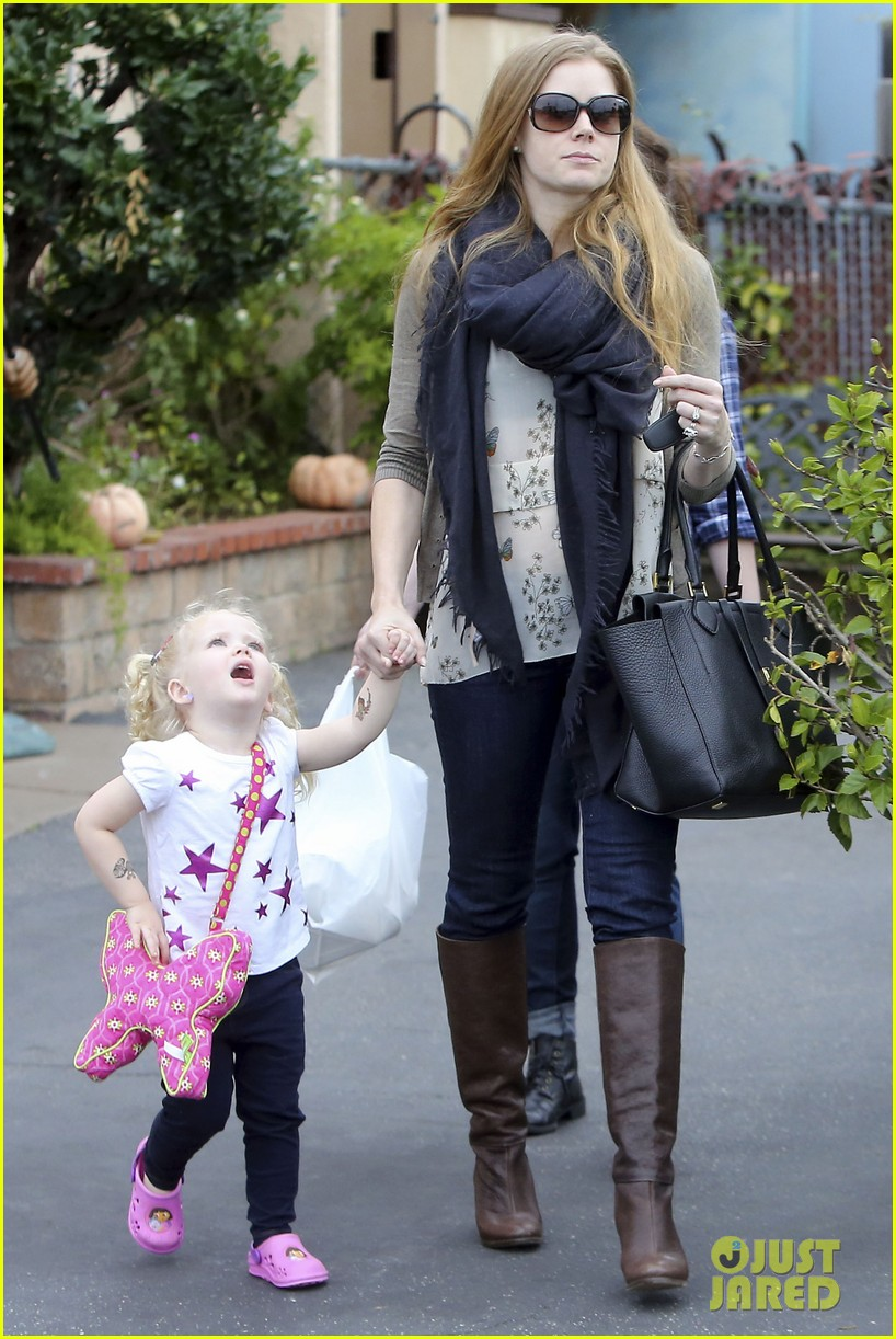 amy adams lunch with aviana 022804090