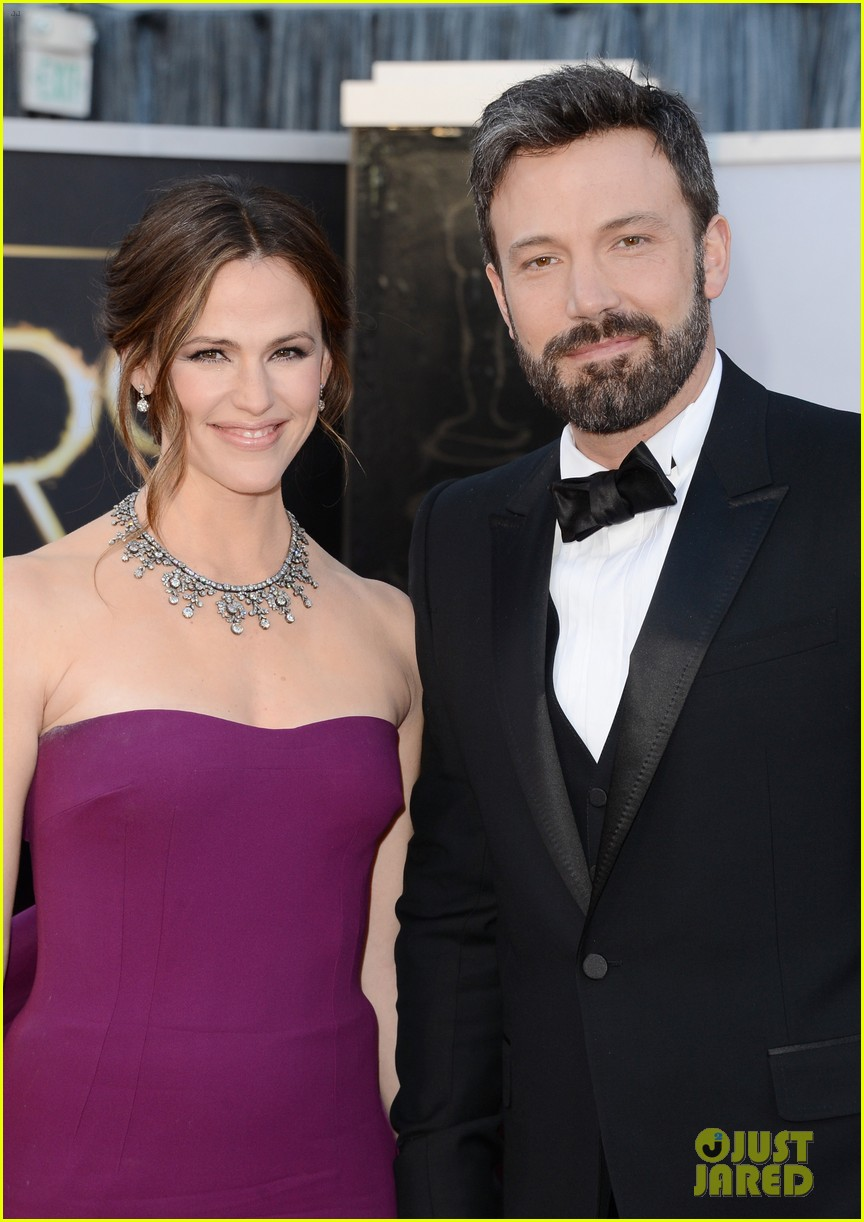 ben affleck jennifer garner oscars 2013 red carpet 06