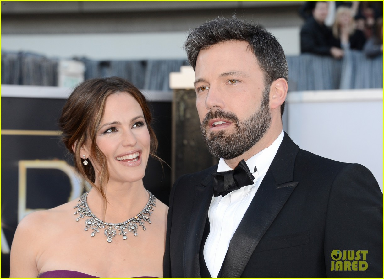 ben affleck jennifer garner oscars 2013 red carpet 072819179