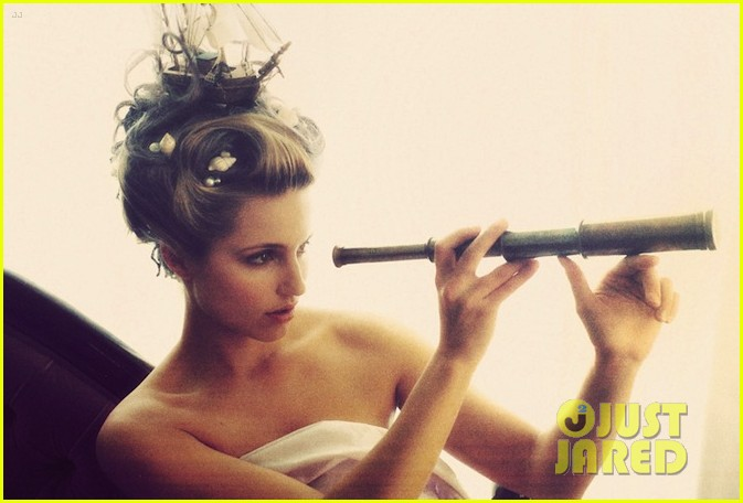 dianna agron you me charlie photo shoot 01