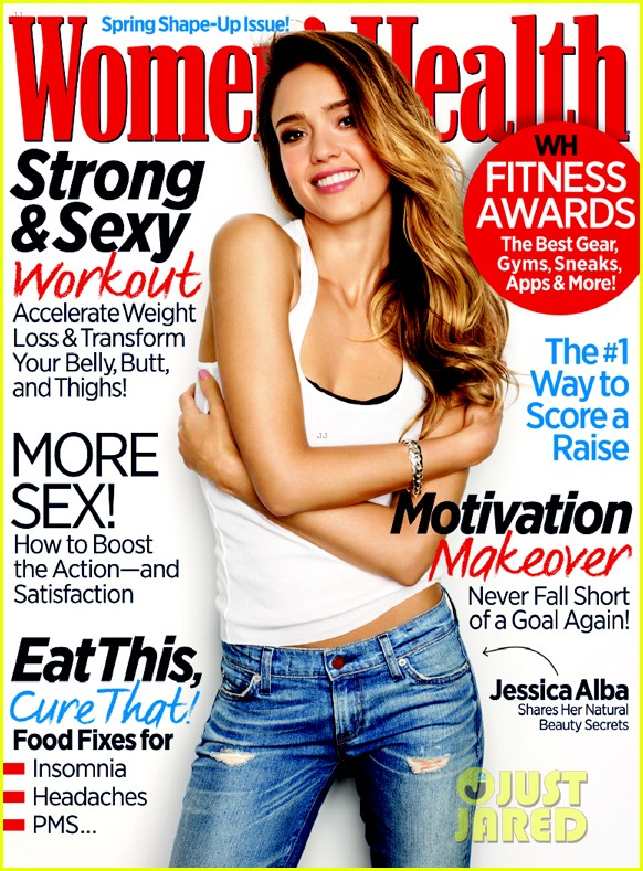jessica alba covers womens health march 2013 02