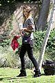 jessica alba cash warren oscars sunday at the park 12