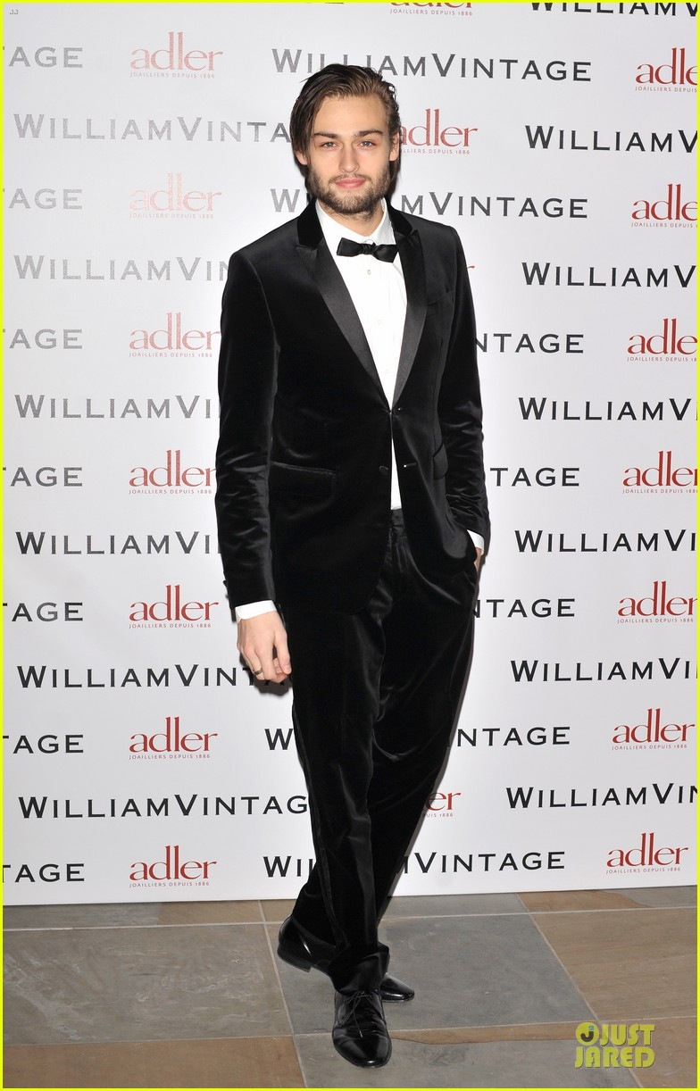 lily allen douglas booth bafa william vintage dinner 21