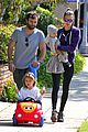 alessandra ambrosio park day with the family 01