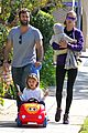 alessandra ambrosio park day with the family 09