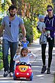 alessandra ambrosio park day with the family 16