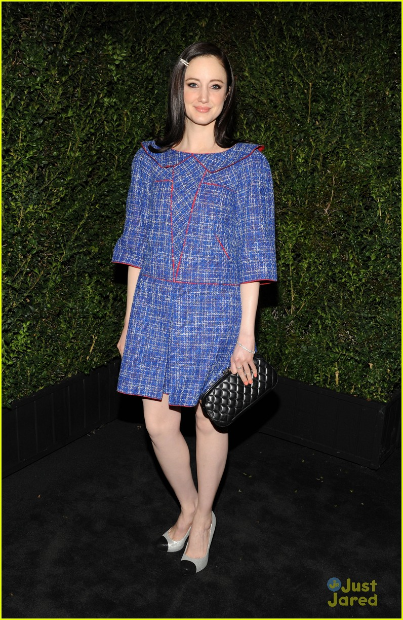 andrea riseborough emily mortimer chanel pre oscars dinner 2013 122818479