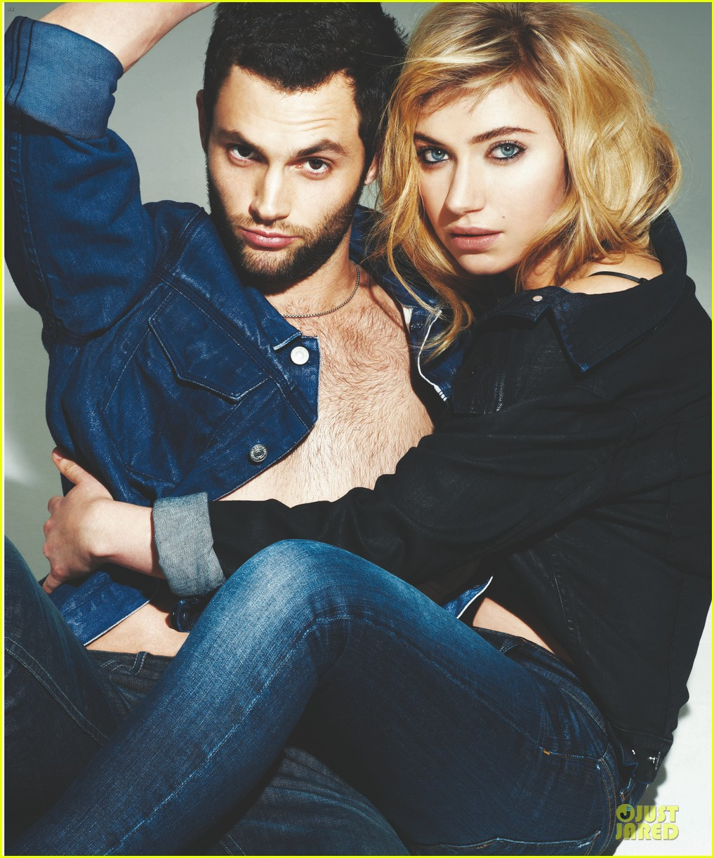 penn badgley imogen poots v magazine feature spring 2013 exclusive 02