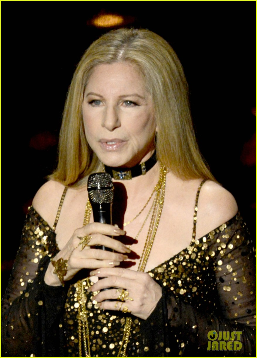 Barbra Streisand: 'The Way We Were' at Oscars 2013 (Video)