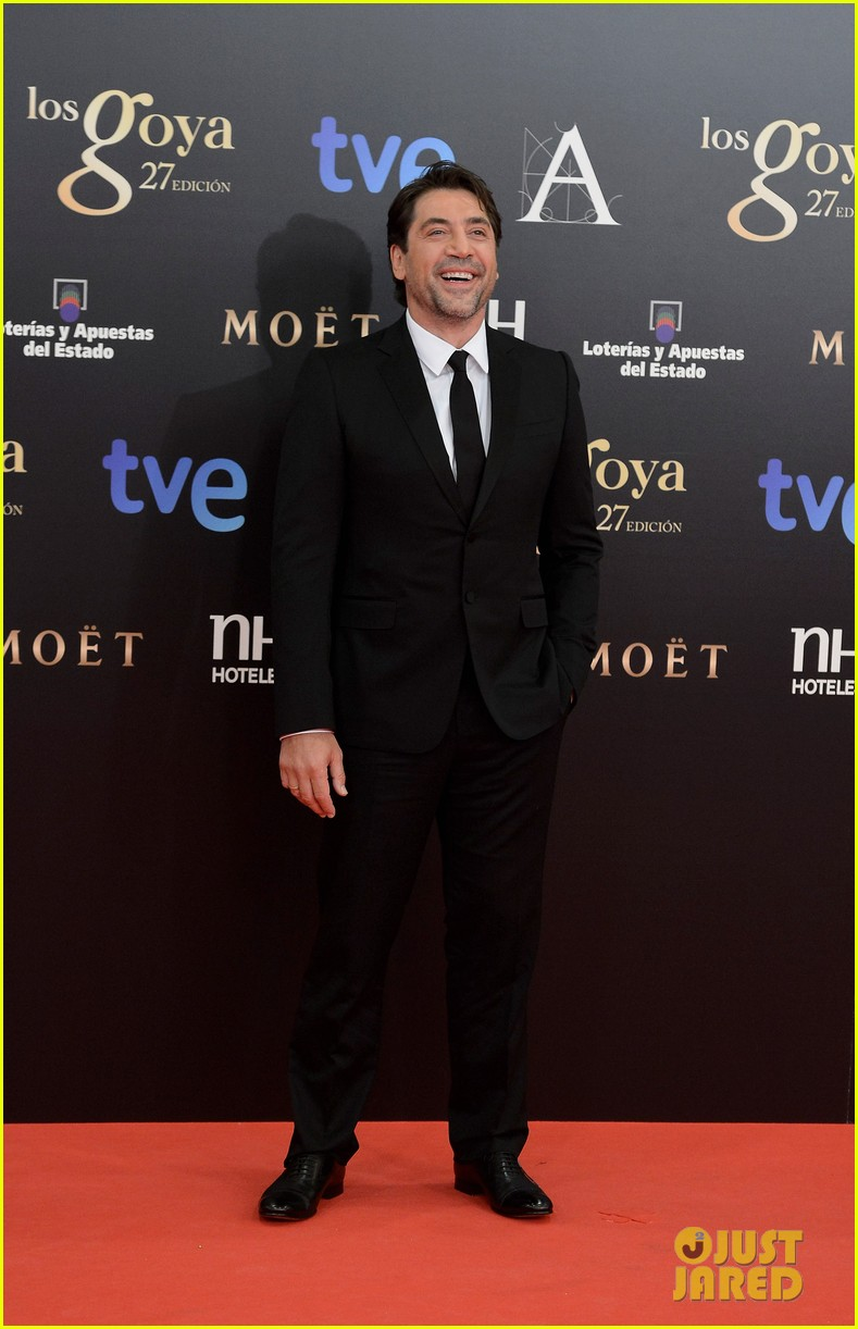 javier bardem goya awards after penelope cruz pregnancy confirmation 02