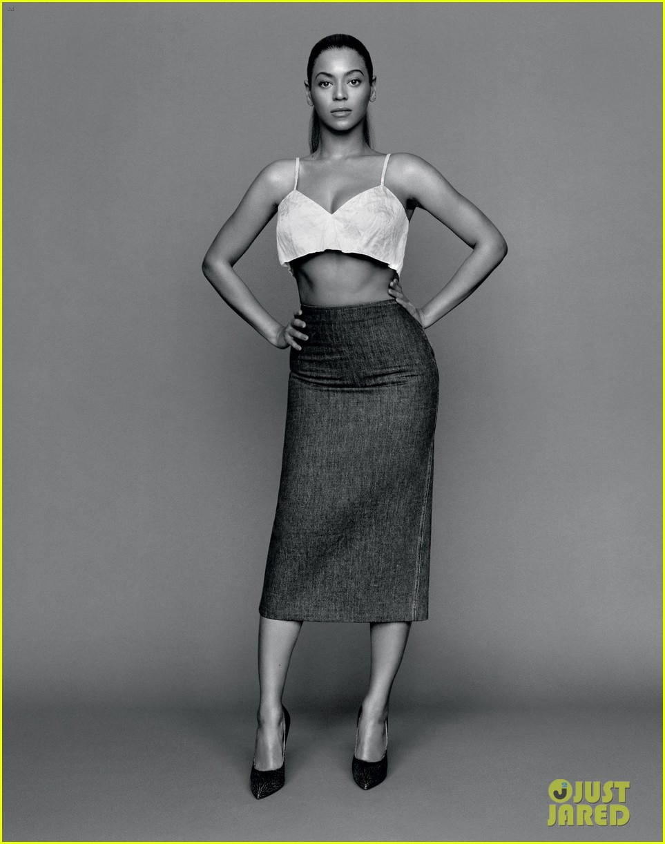 beyonce the gentlewoman photo shoot pics 02