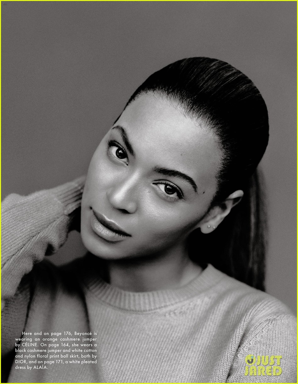 beyonce the gentlewoman photo shoot pics 05