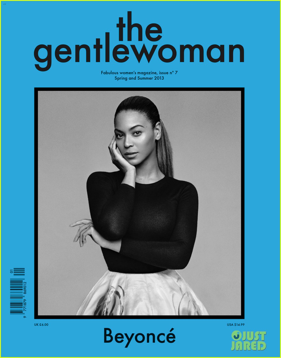 beyonce the gentlewoman photo shoot pics 06