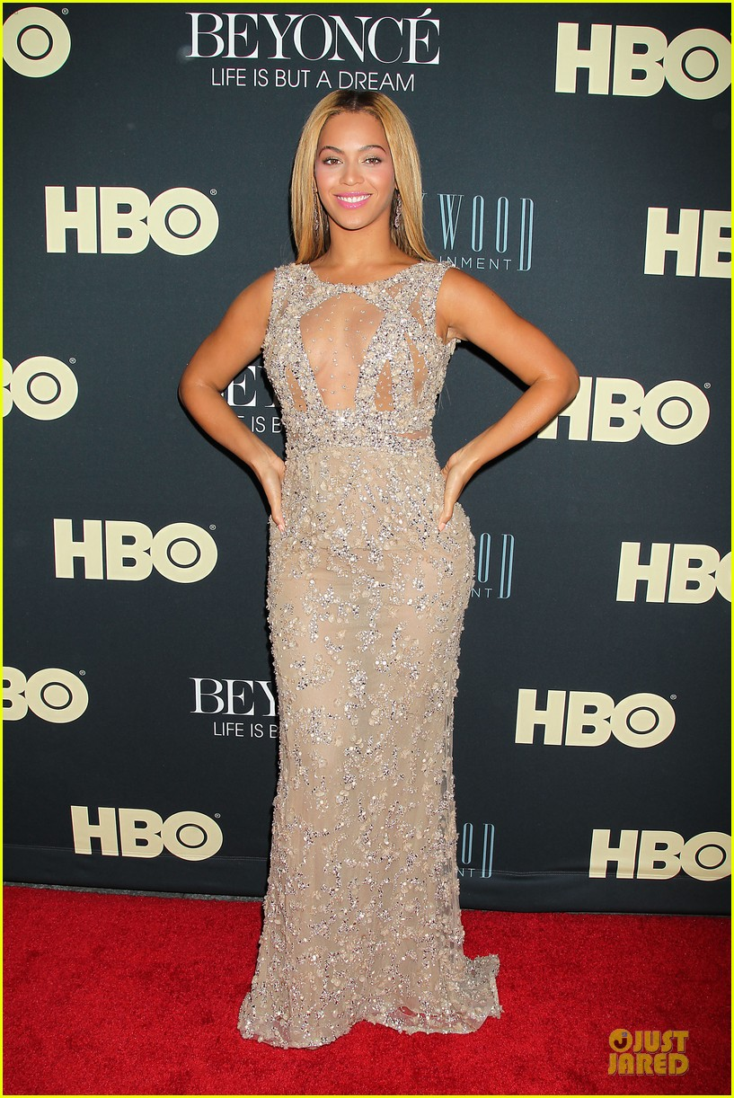 beyonce oprah winfrey life is but a dream ny premiere 102810915