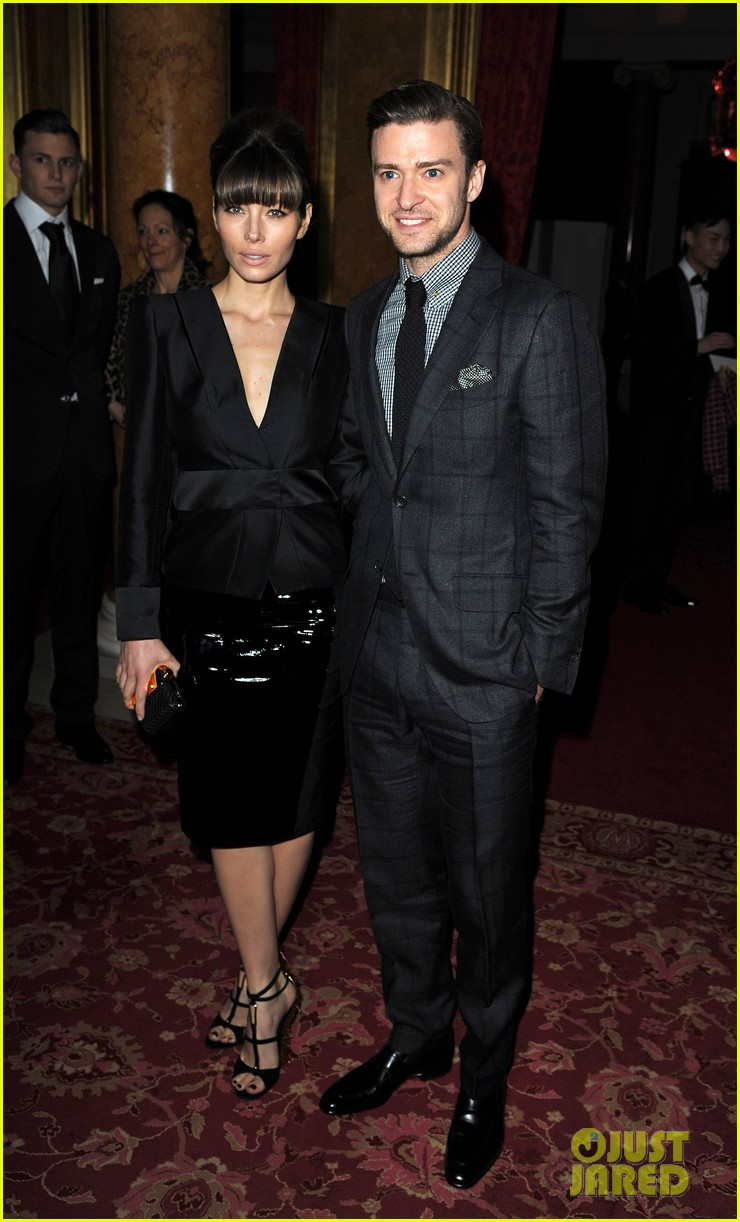 jessica biel justin timberlake tom ford fashion show 042814559