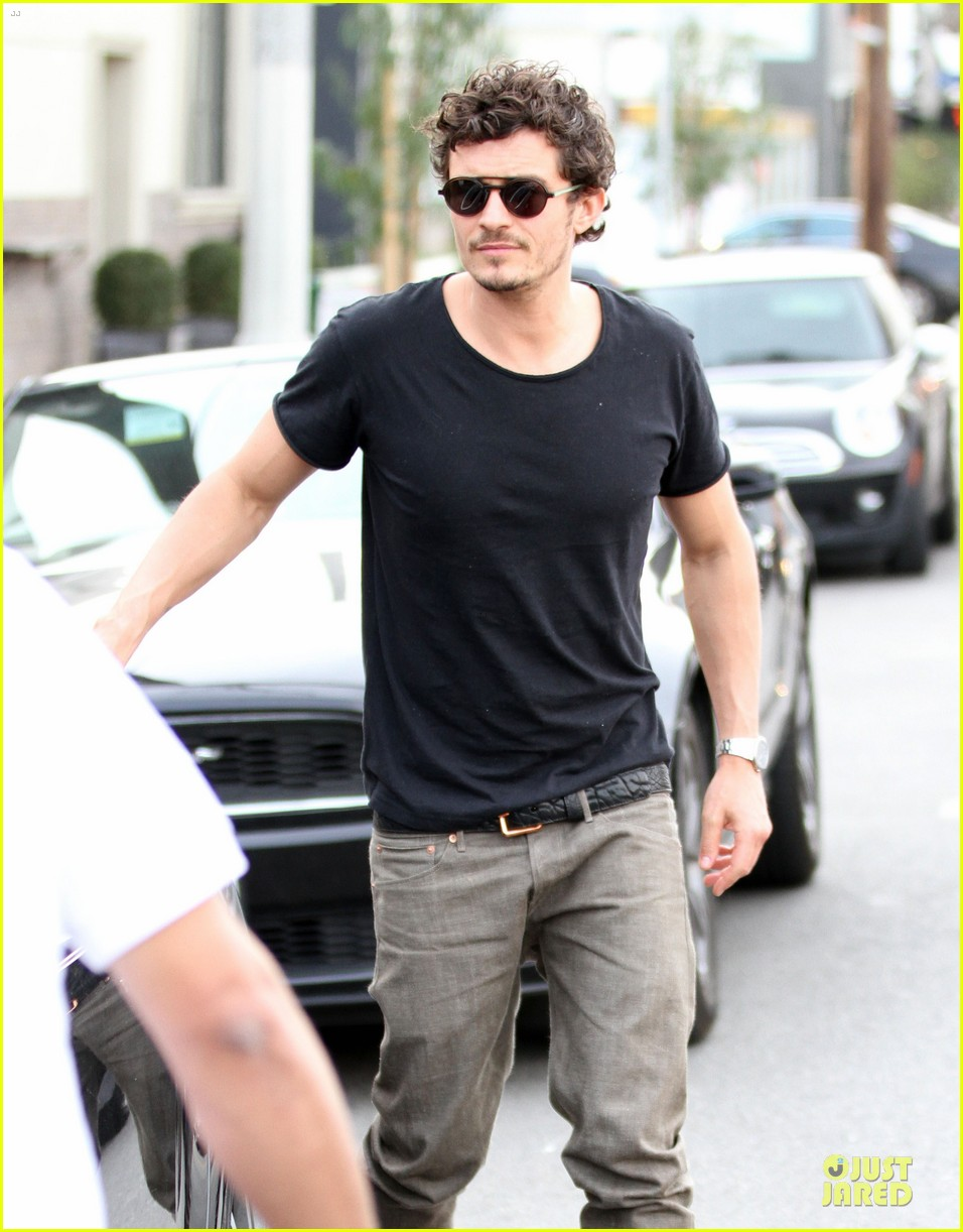 orlando bloom son of a gun with flynn 14